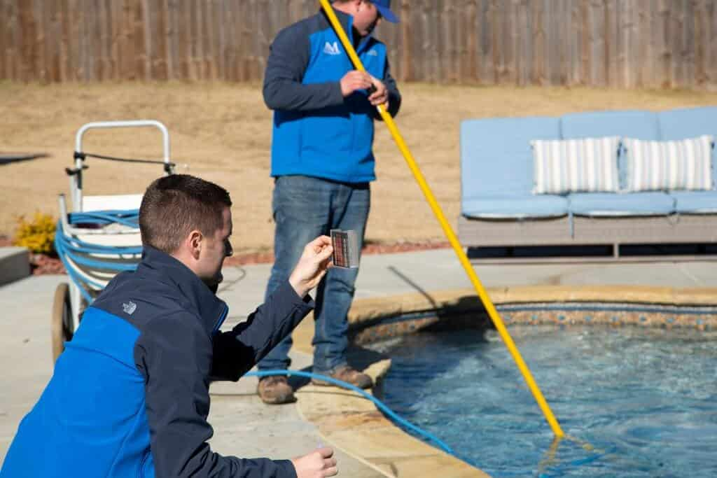 Pool Maintenance Technicians