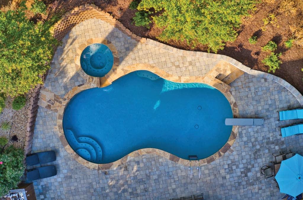 Concrete Pool Renovation | Fayette & Coweta County, GA