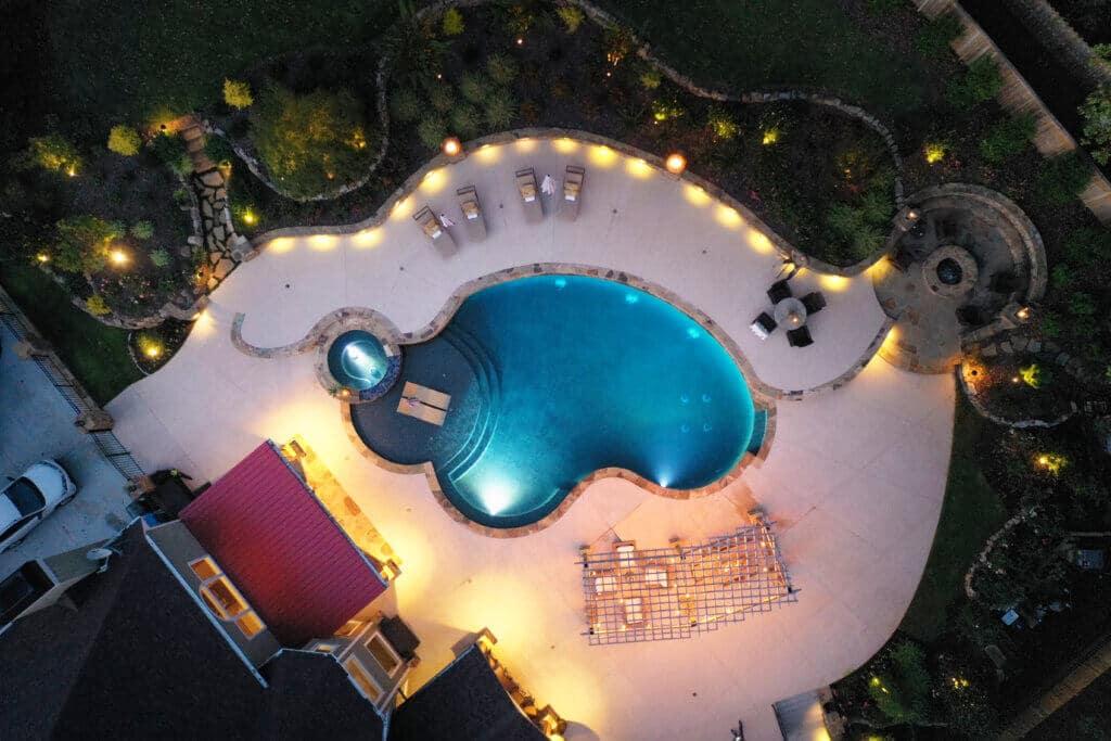 Custom Swimming Pools | Peachtree City, GA