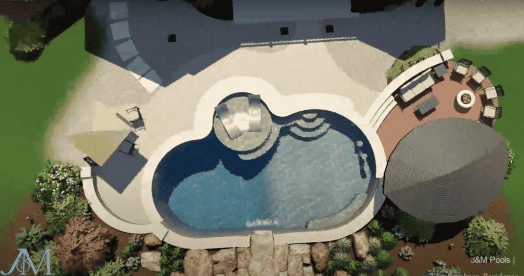 3D Pool Design | Fayetteville, GA