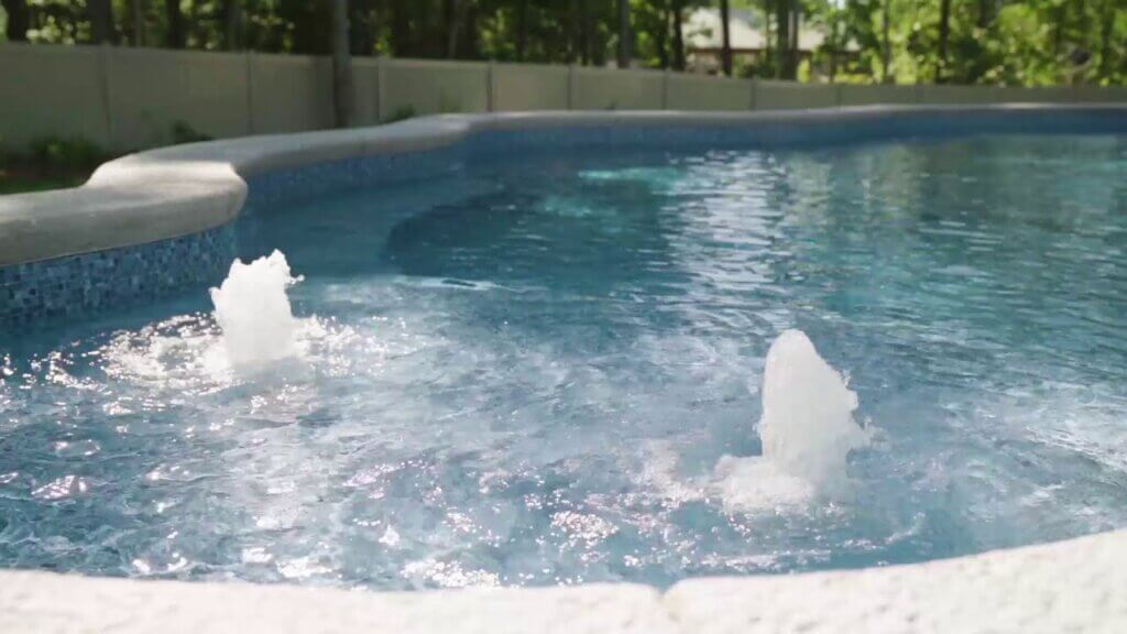 Concrete Swimming Pool Construction Process | J&M Pool Company